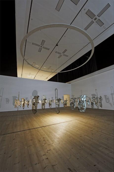 Cornelia Parker: Doubtful Sound: Installation image 02