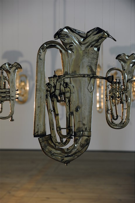Cornelia Parker: Doubtful Sound: Installation image 04
