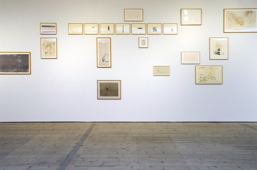 John Cage: Every Day is a Good Day: Installation image 01