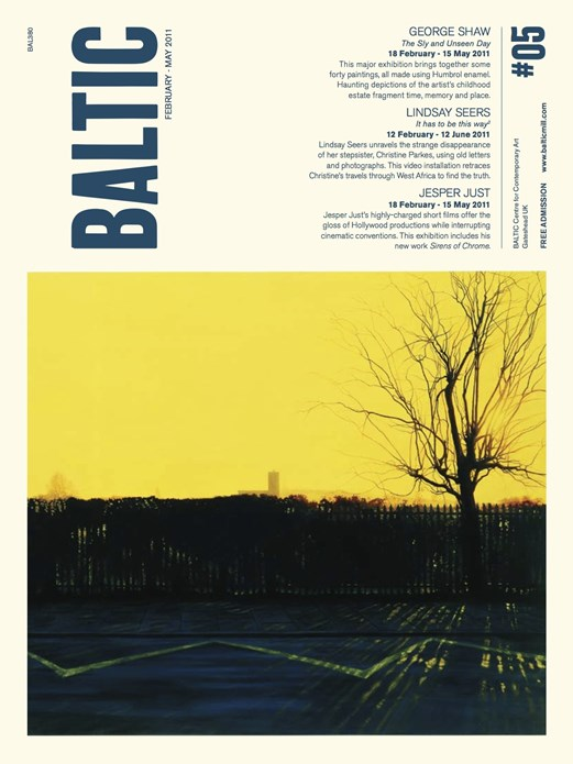 BALTIC What's on Guide (11/01) February - May 2011