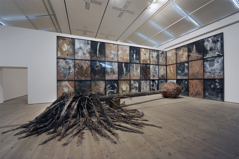 Anselm Kiefer: Artist Rooms: Palm Sunday, 2006