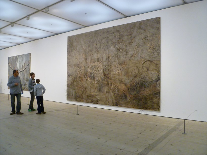 Anselm Kiefer: Artist Rooms: Lilith  1987-9