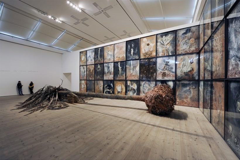 Anselm Kiefer: Artist Rooms: Palm Sunday, 2006