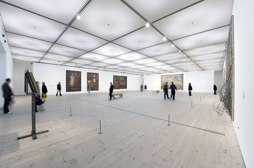 Anselm Kiefer: Artist Rooms: Level 3