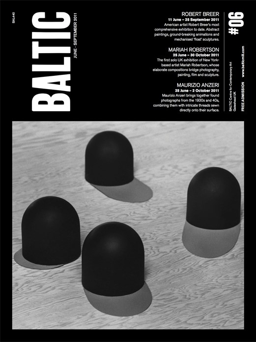 BALTIC What's on Guide (11/02) June - September 2011