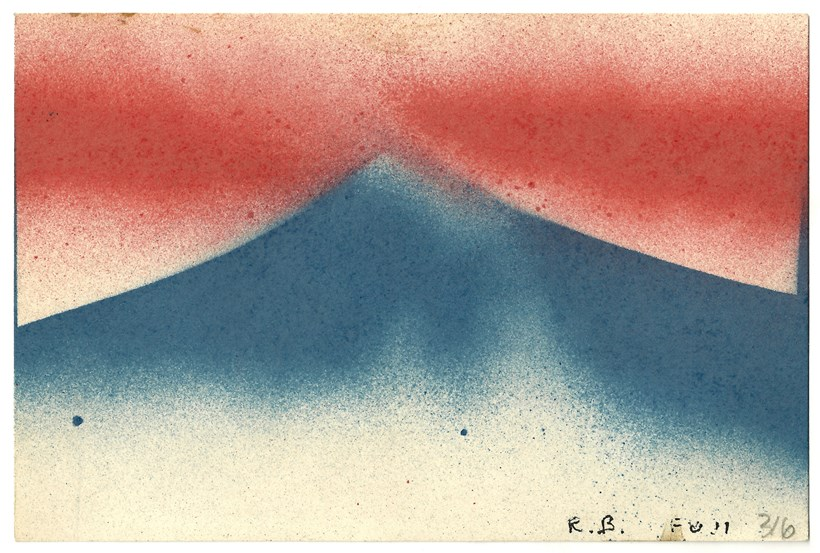 Robert Breer: Fuji 1974