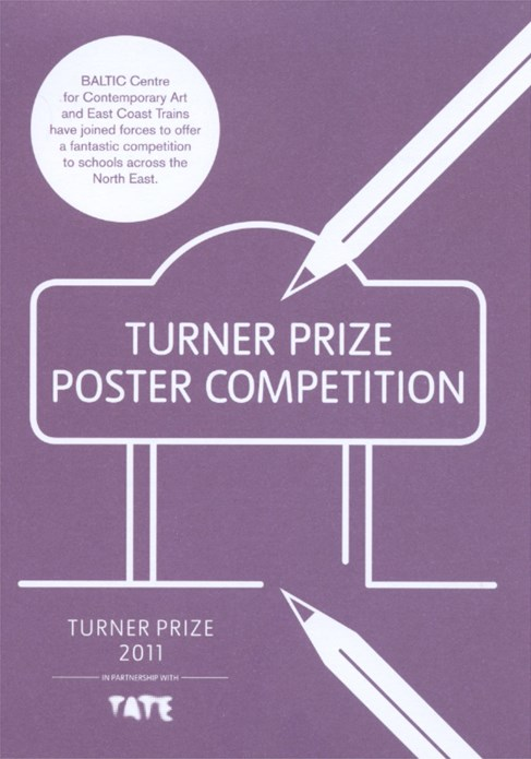 Turner Prize Poster Competition