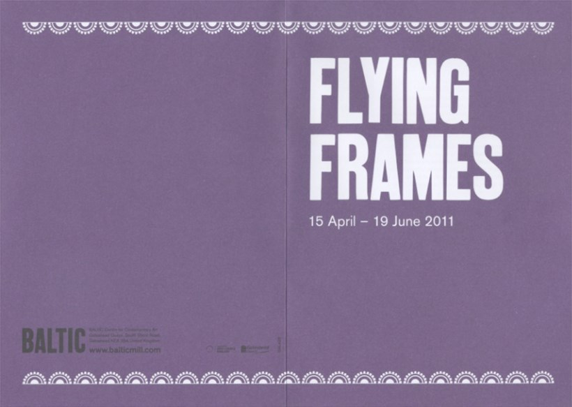 Flying Frames: Exhibition Guide