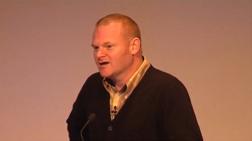 Turner Prize Talks: George Shaw