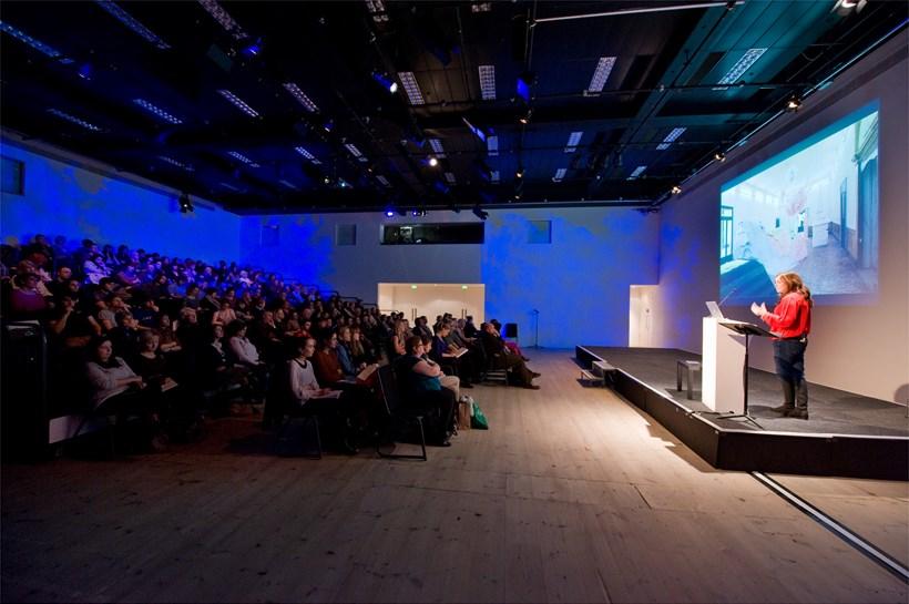 Turner Prize Talks: Karla Black (02)