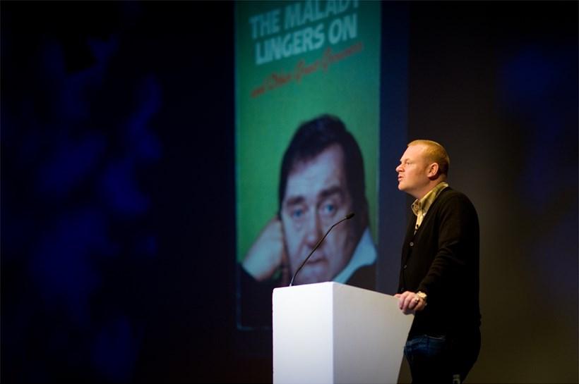 Turner Prize Talks: George Shaw (01)