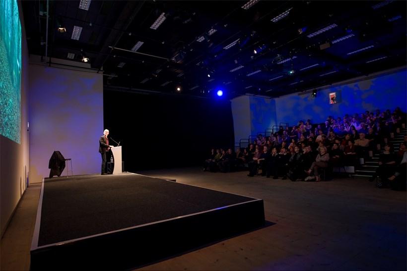 Turner Prize Talks: Martin Boyce (02)