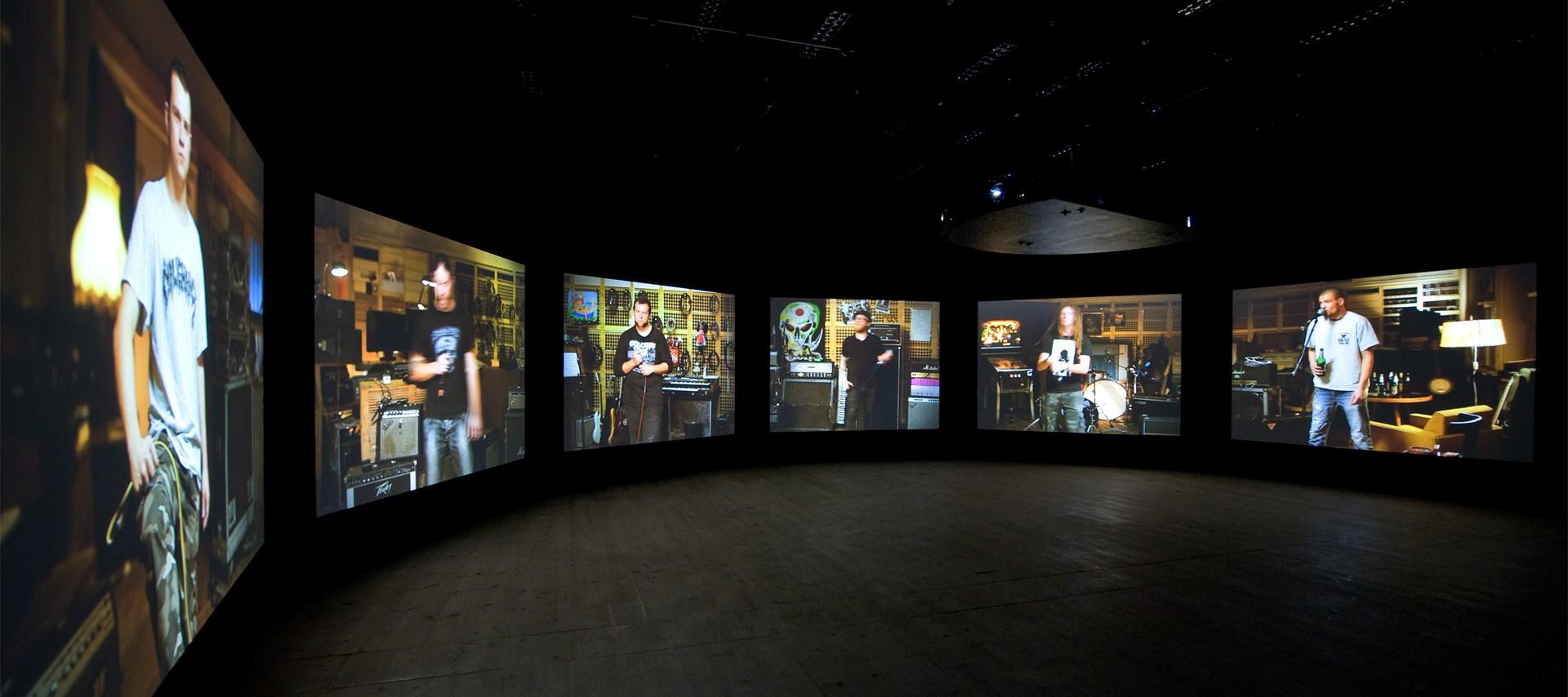 Matt Stokes: Cantata Profana: Exhibition Image (03)