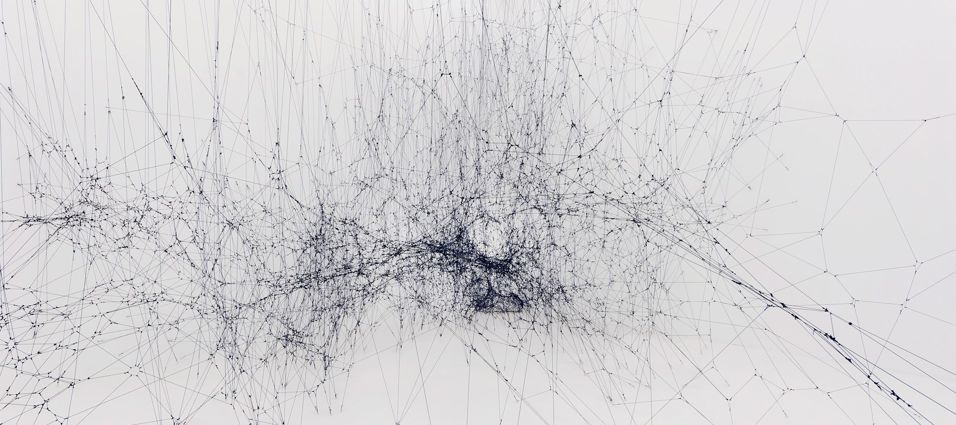 Tomás Saraceno: 14 Billions (Working Title): Exhibition Image (01)