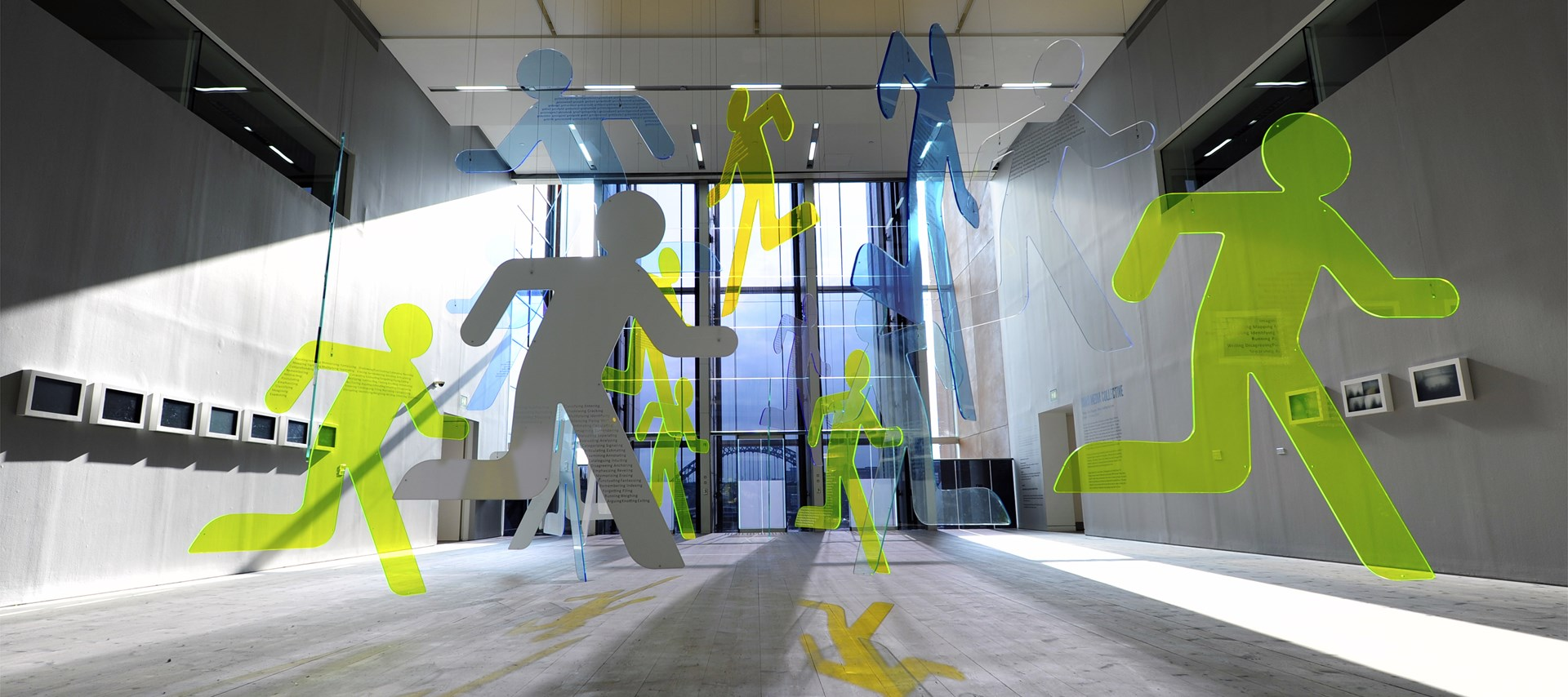 RAQS Media Collective: Things That Happen When Falling In Love: Installation image (07)