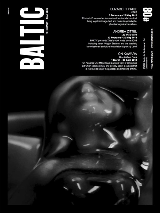 BALTIC What's on Guide (12/01) February - May 2012