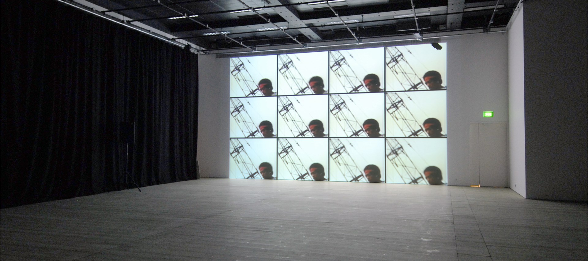 Graham Dolphin: Repeater: Installation shot by Colin Davison