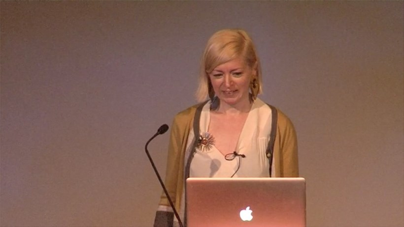 Elizabeth Price: HERE: Public Talk