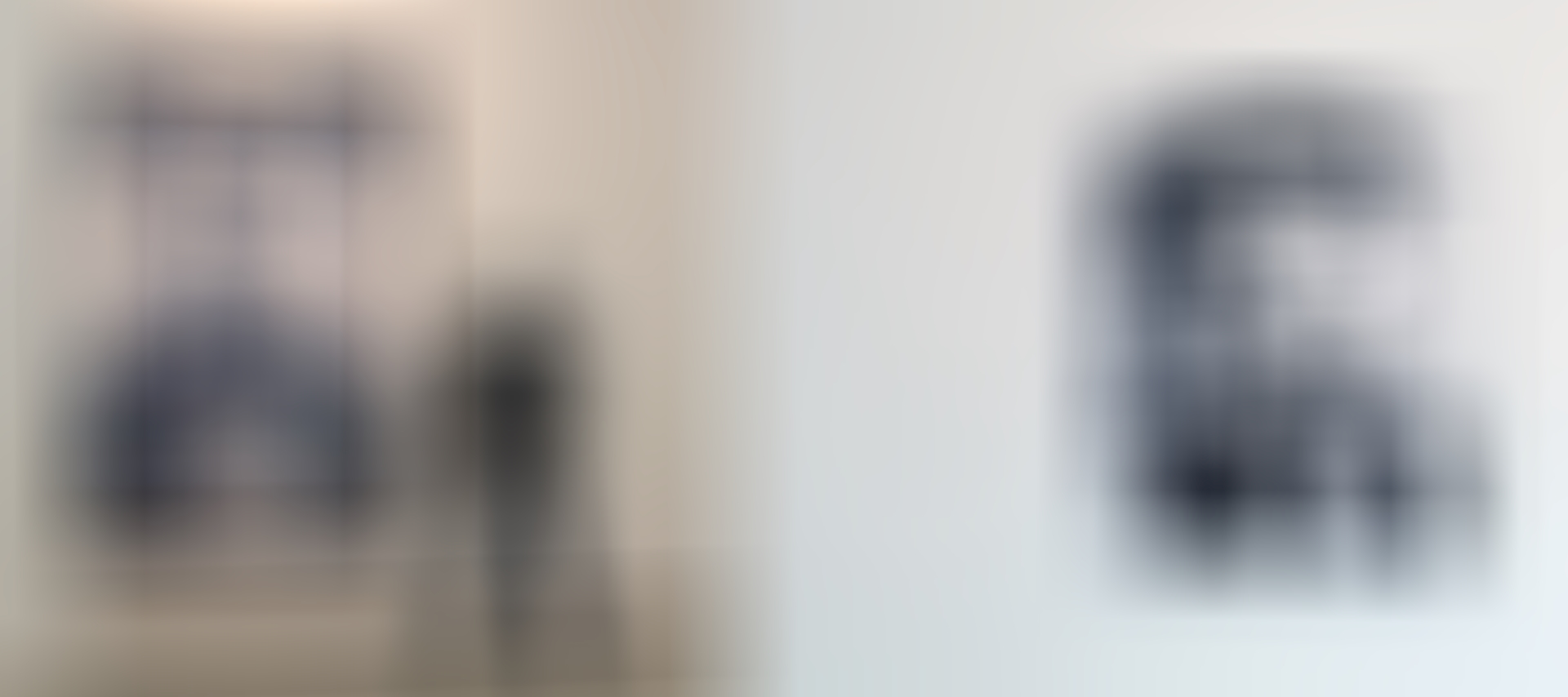 Vik Muniz: Pictures of People: Installation shot by Colin Davison