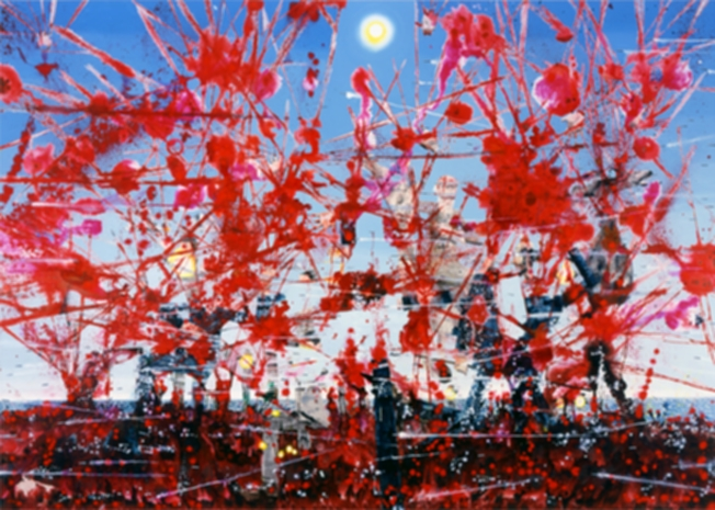 Barnaby Furnas: Recent Paintings & Watercolours
