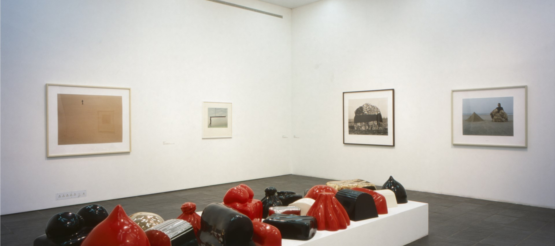 Sigurdur Gudmundsson: Situations: Installation view, image: Colin Davison © BALTIC