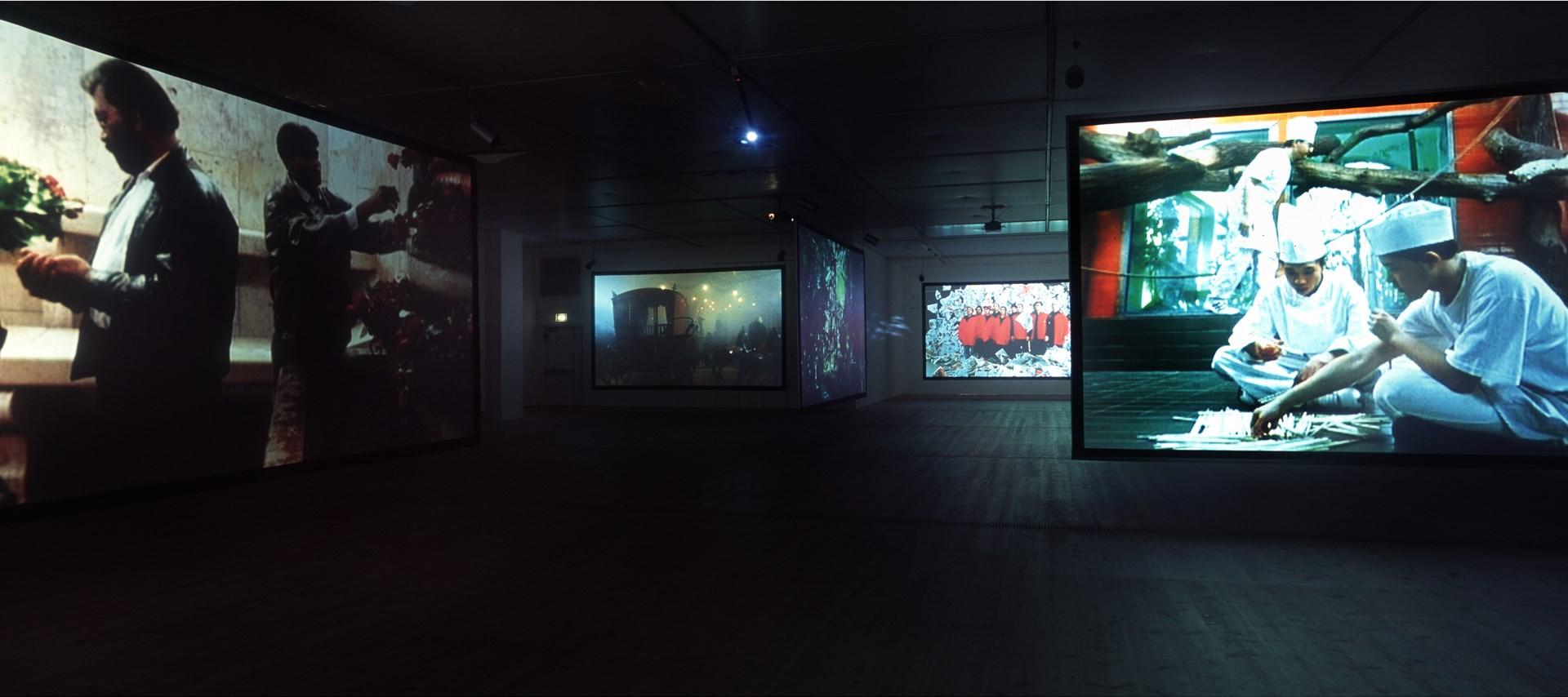 Julian Rosefeldt: Asylum: Exhibition Images (04)