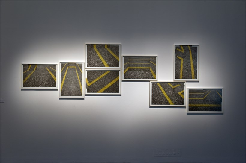 Bani Abidi: Section Yellow: Exhibition Image (05)