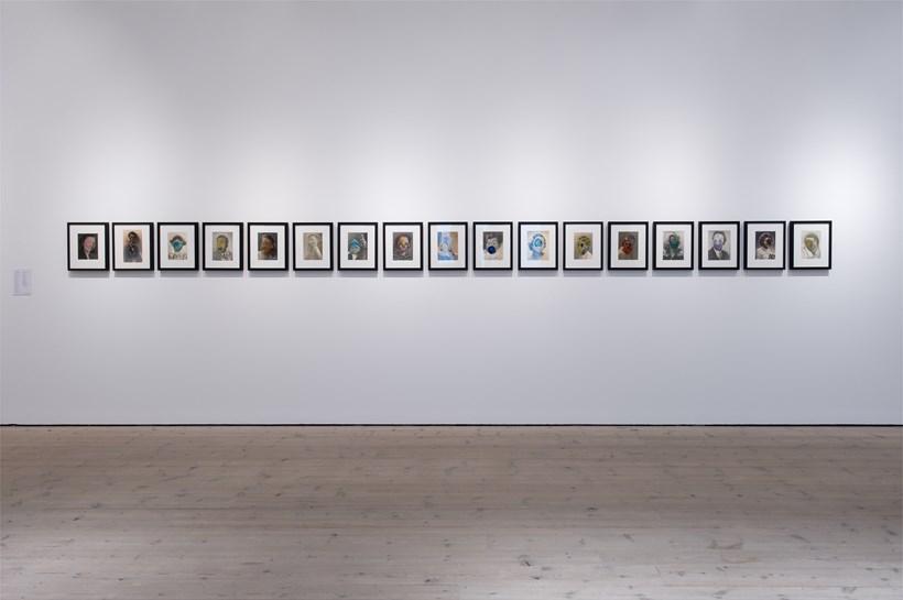 Maurizio Anzeri: Exhibition Image (05)