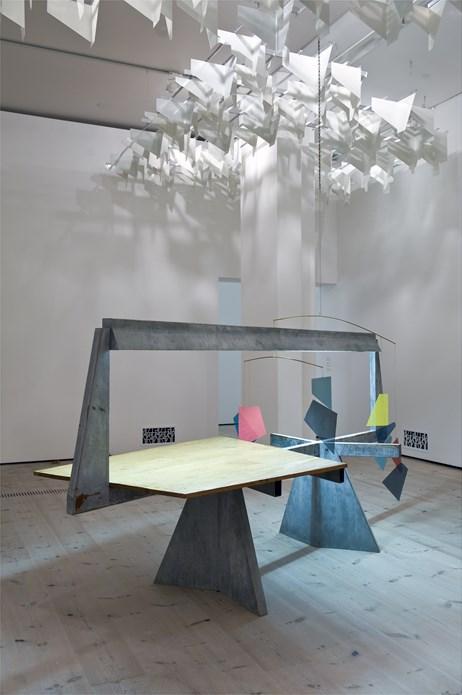 Turner Prize 2011: Martin Boyce: Exhibition Image (02)