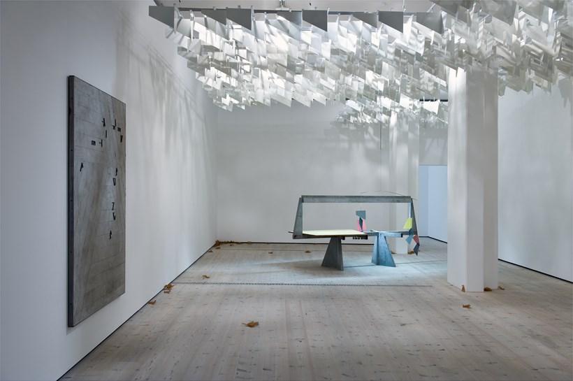 Turner Prize 2011: Martin Boyce: Exhibition Image (03)