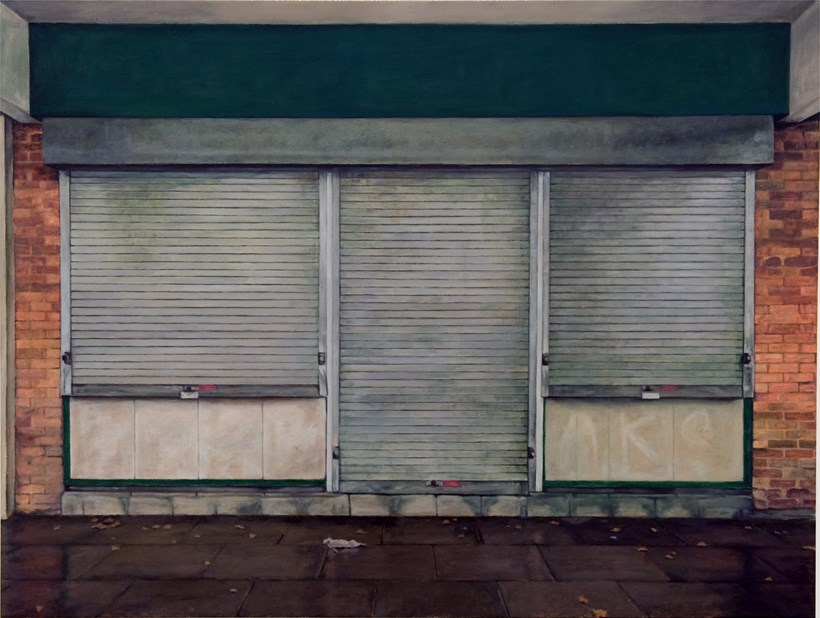 Turner Prize 2011: George Shaw: Exhibition Image (01)