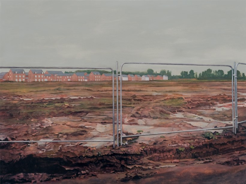 Turner Prize 2011: George Shaw: Exhibition Image (03)