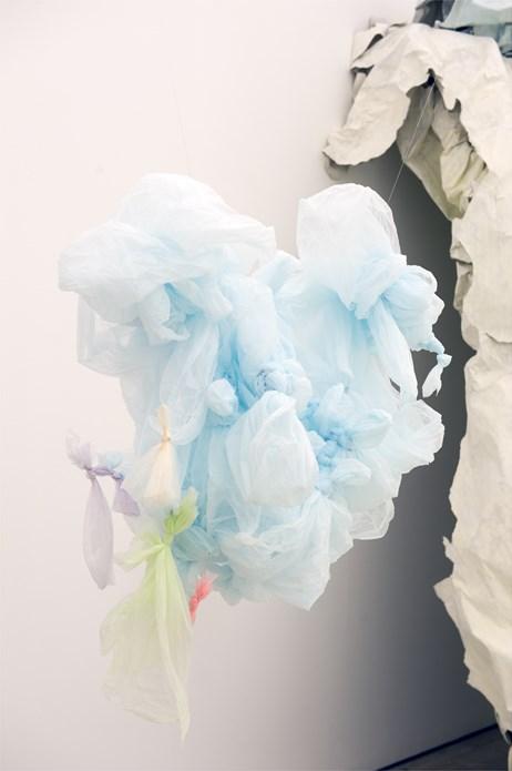 Turner Prize 2011: Karla Black: Exhibition Image (04)