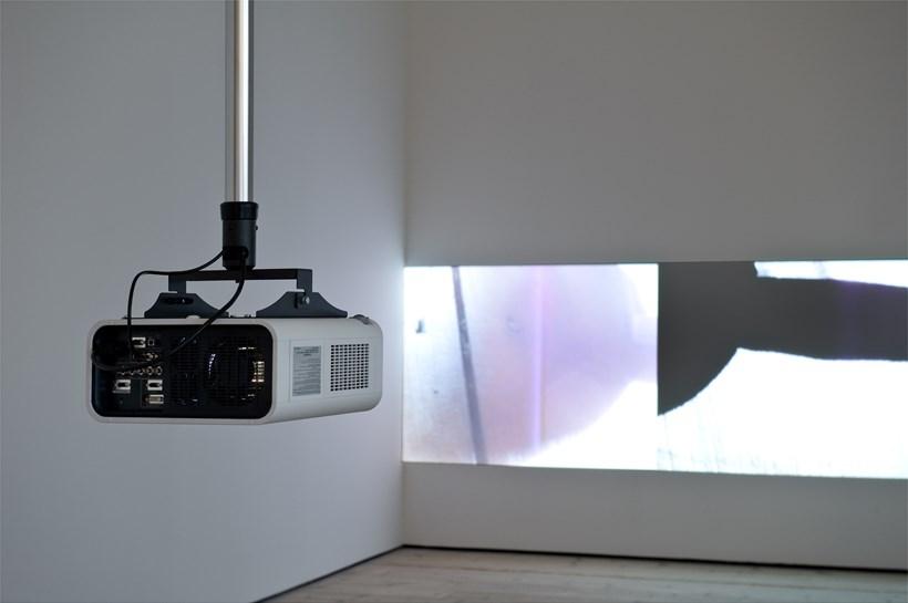 Turner Prize 2011: Hilary Lloyd: Exhibition Image (04)