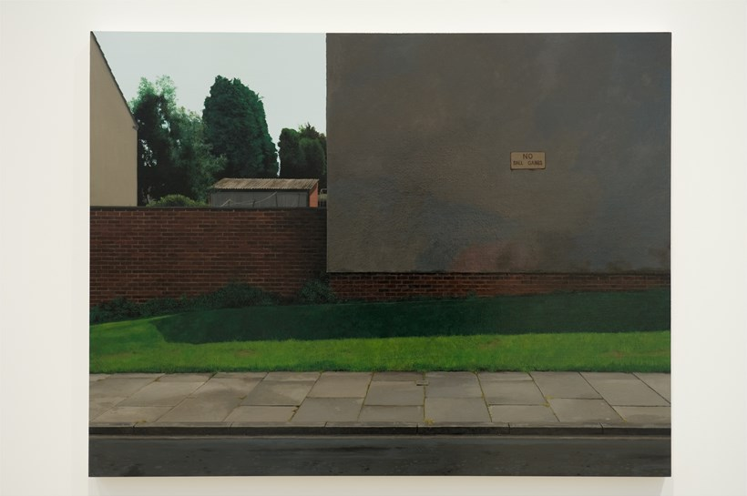 George Shaw: The Sly and Unseen Day: Exhibition Image (01)