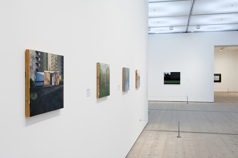 George Shaw: The Sly and Unseen Day: Exhibition Image (03)