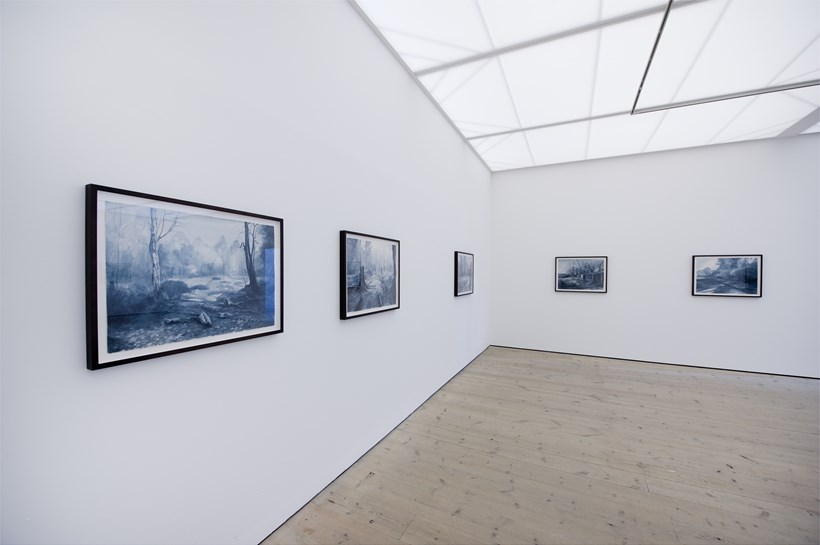 George Shaw: Payne's Grey: Exhibition Image (01)