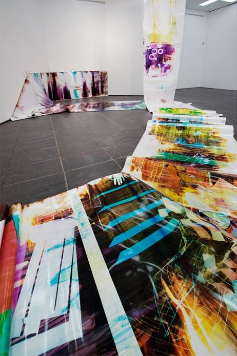 Mariah Robertson: Exhibition Image (06)
