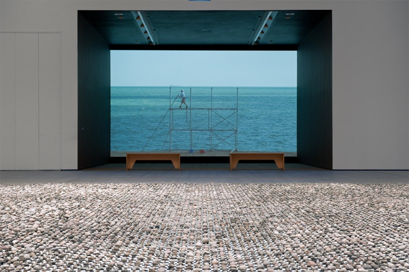 Mark Wallinger: SITE: Installation Image (04)
