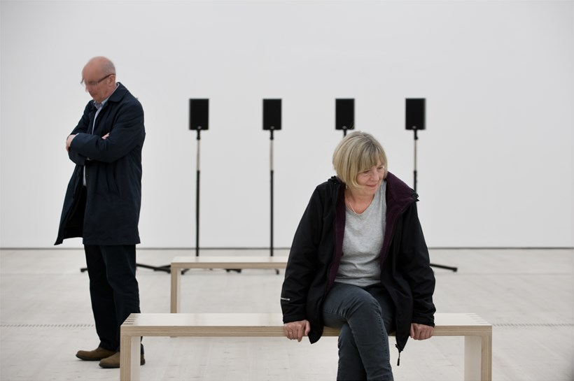 Janet Cardiff: Forty Part Motet: Exhibition Image (05)