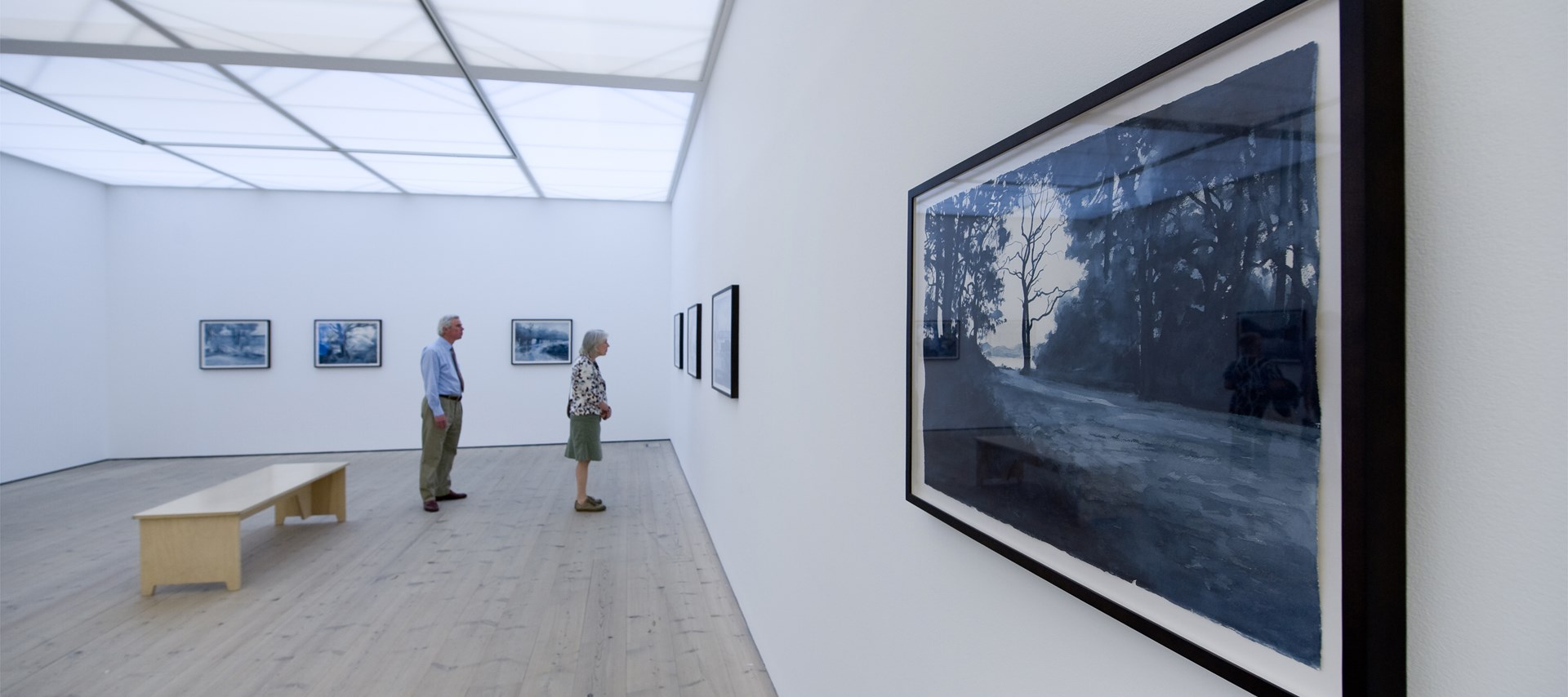 George Shaw: Payne's Grey: Exhibition Image (03)