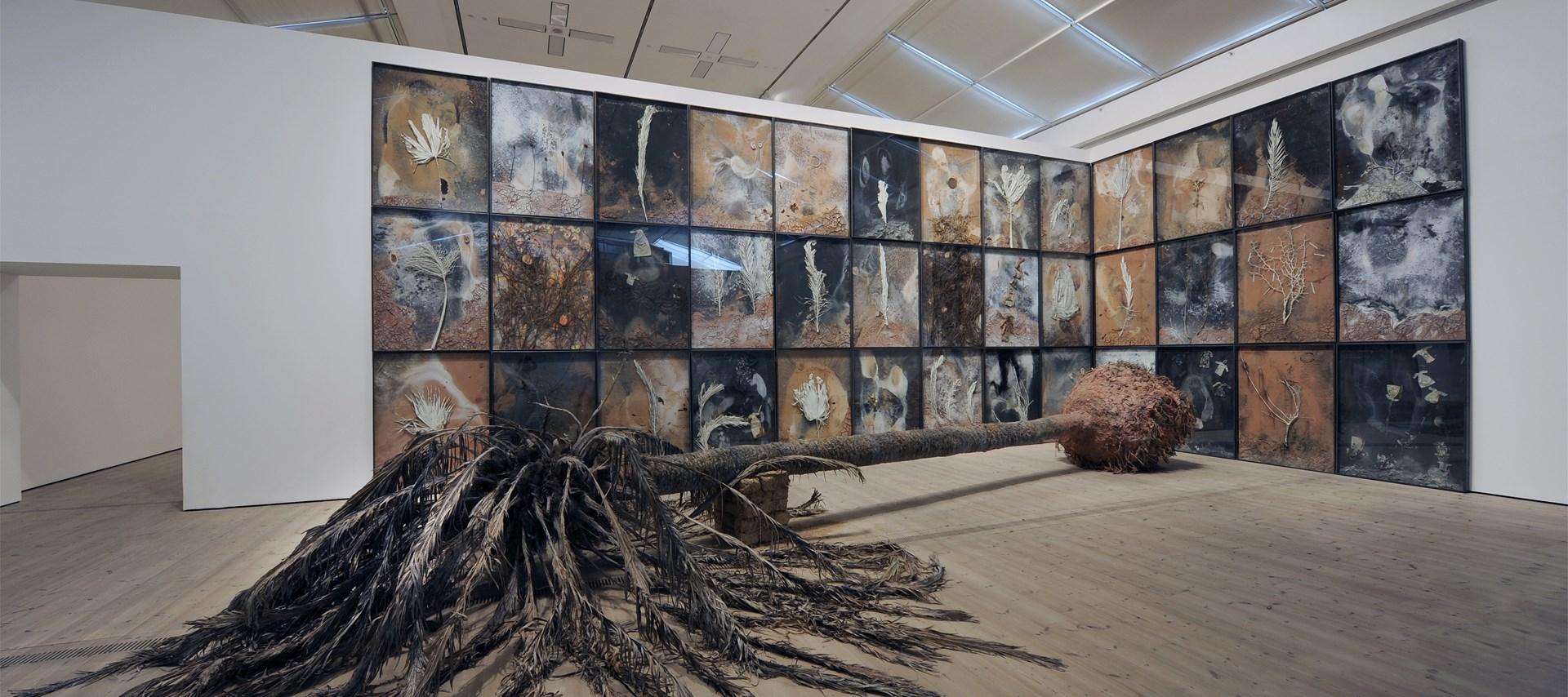 Anselm Kiefer: Artist Rooms: Palm Sunday, 2006. Image by Colin Davison