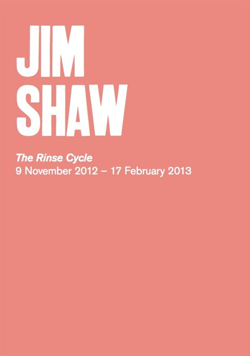 Jim Shaw: The Rinse Cycle: Exhibition Guide