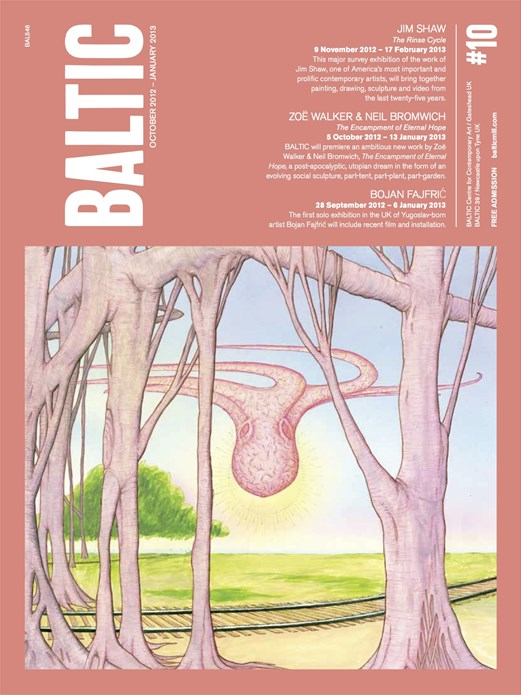 BALTIC What's On Guide (12/03) October 2012 - February 2013