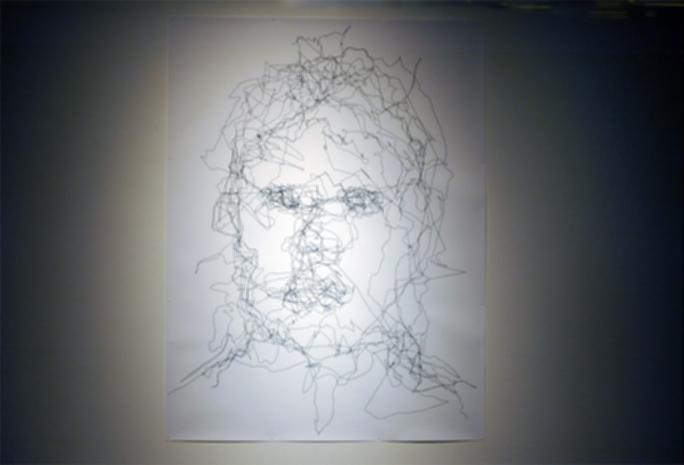 Antti Laitinen: 'Walk the line'