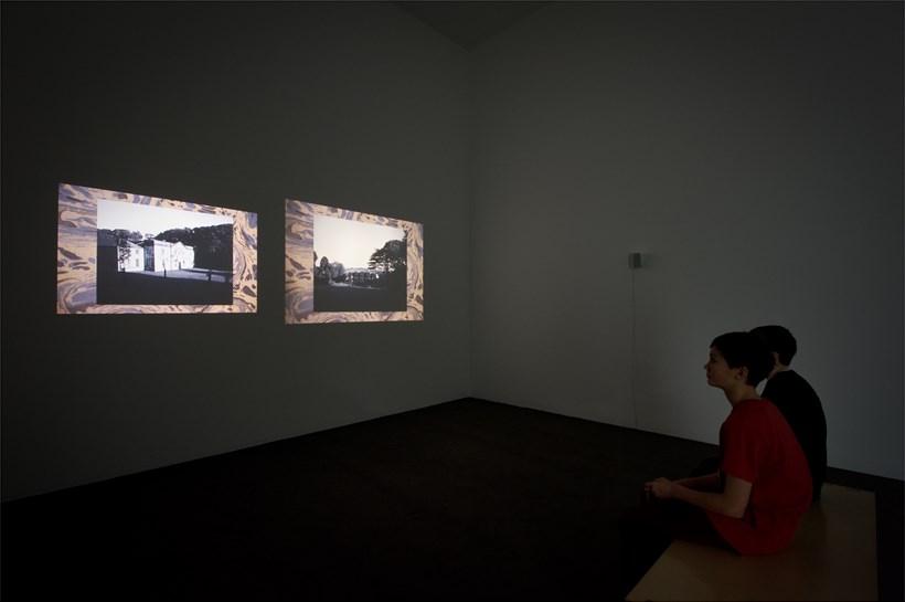 Tris Vonna-Michell: Ulterior Vistas: Installation Image (04)
