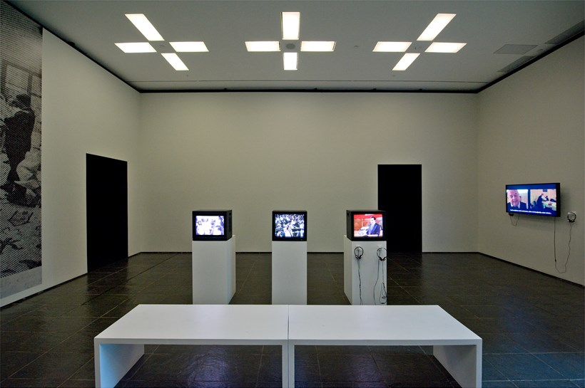 Bojan Fajfric: Theta Rhythm: Installation Image (02)