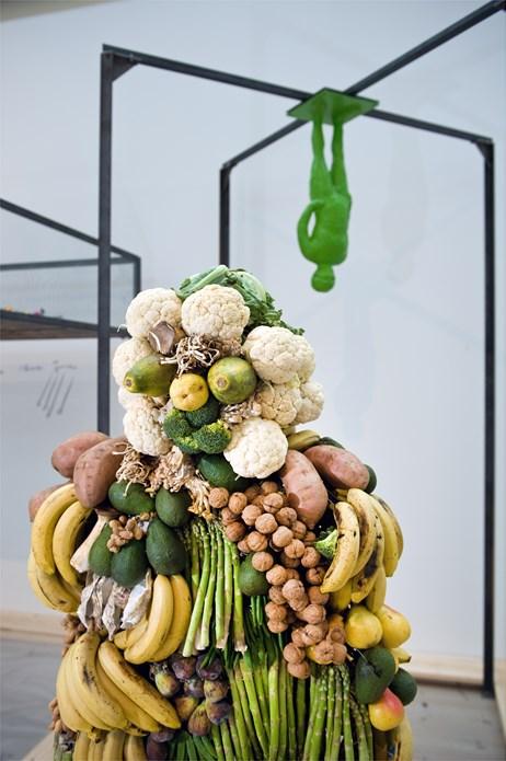 Fabrice Hyber: Raw Materials: Installation Image (04)
