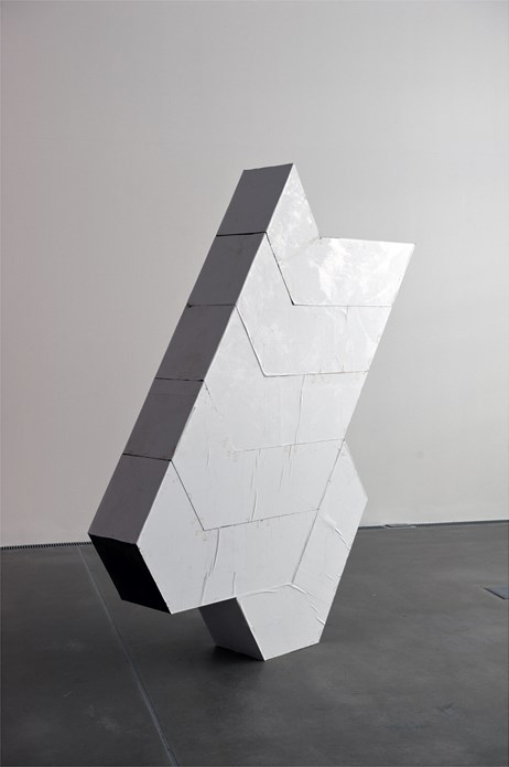 Matt Calderwood: Paper Over the Cracks: Installation Image (01)