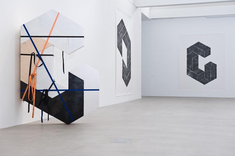Matt Calderwood: Paper Over the Cracks: Installation Image (05)